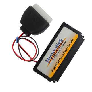 IDE interface ,small formfactor and compact design -           High stability and reliability -           5.0V operating voltage -           No niose, no seek error -           Suitable as boot disk -           Based on SLC Nand Flash toprovide higher transfer speed and nore write times 44 Pins one