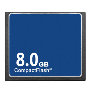 8GB CF CompactFlash Memory Card Standard OEM Useful