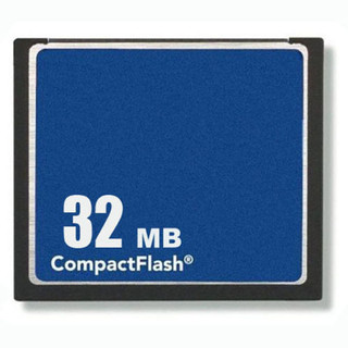 CompactFlash 50 x 32MB Standard CF Flash Memory Card Generic W/Case Brand New