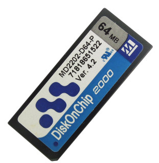 M-Systems 64MB Disk On Chip 2000 DIP MD2202-D64 DOC Flash Memory Module Genuine