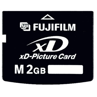 Fujifilm 2GB XD-Picture Type M Memory Card for Fujif