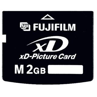 Fujifilm 2GB XD-Picture Type M Memory Card for Fujif
