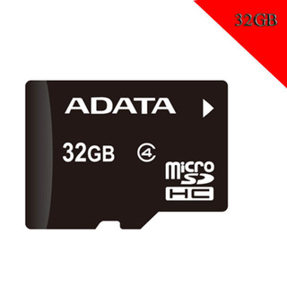 The ADATA microSDHC Class 4: manufactured in accordance with the SD Card Association's SD 2.0 standards, making it compatible with all microSDHC host digital devices and supporting SDHC host products with the bundled SDHC adapter. Adopting the FAT32 file system format, ADATA microSDHC Class 4 unlocks the 2GB capacity limit of microSD cards and provides a minimum transfer rate of 2 MB/s, meeting Class 4 specifications and taking care of your needs for memory card storage and the best read/write speeds. NOTICE:The item(s) are NOT coming with retail packing, But 100% Genuine & Brand New.