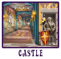 Castle Framed Murals
