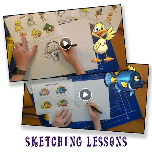 Free Sketching Lessons