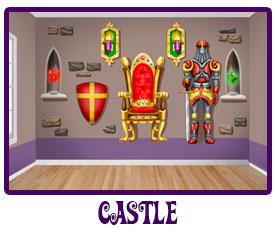 Castle Mural Kit