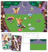 Fairy Garden Mural Kit