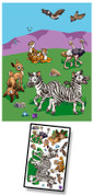 Noah's Ark Mural Kit Add-On #1