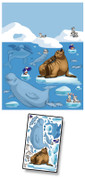 Glacier Island Mural Kit Add-On