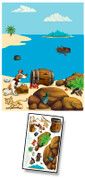 Pirates Cove Mural Kit Add-On