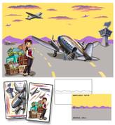 Airport Mural Kit