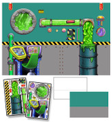 Slime Factory Mural Kit