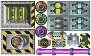 Industrial Gadgets Peel-n-Stick Pack