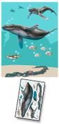Realistic Undersea Mural Kit Add-On #1