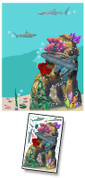 Realistic Undersea Mural Kit Add-On #4