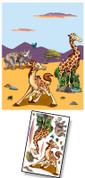 Safari Mural Kit Add-On #1