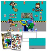 Spy Kids Mural Kit
