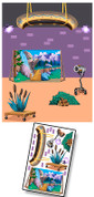 Backlot Studios Mural Kit Add-On (Camping Set #3)
