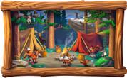 Framed Camping #2