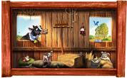 Framed Farm Scene #7 (Choice of Frame)