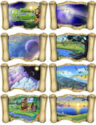 Bible Scroll Pack: Creation Story
