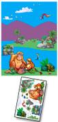 Jungle Mural Kit Add-On #2