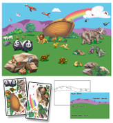 Noah's Ark Mural Kit