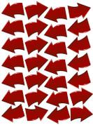 Directional Arrows Peel-n-Stick Pack #7