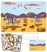 Safari Mural Kit