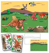 Dinosaur Discovery Mural Kit