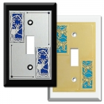 Animal Light Switch Plates