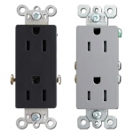 Decora Outlets & Block Receptacles