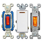 Illuminated Light Switches