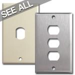 Despard Low Voltage Light Switch Plates