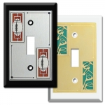 Sports & Games Switchplate Covers