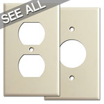 Ivory Outlet Covers