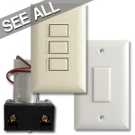 Touch-Plate Low Voltage Lighting