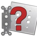 Pushbutton Light Switches & Wall Plates - FAQ