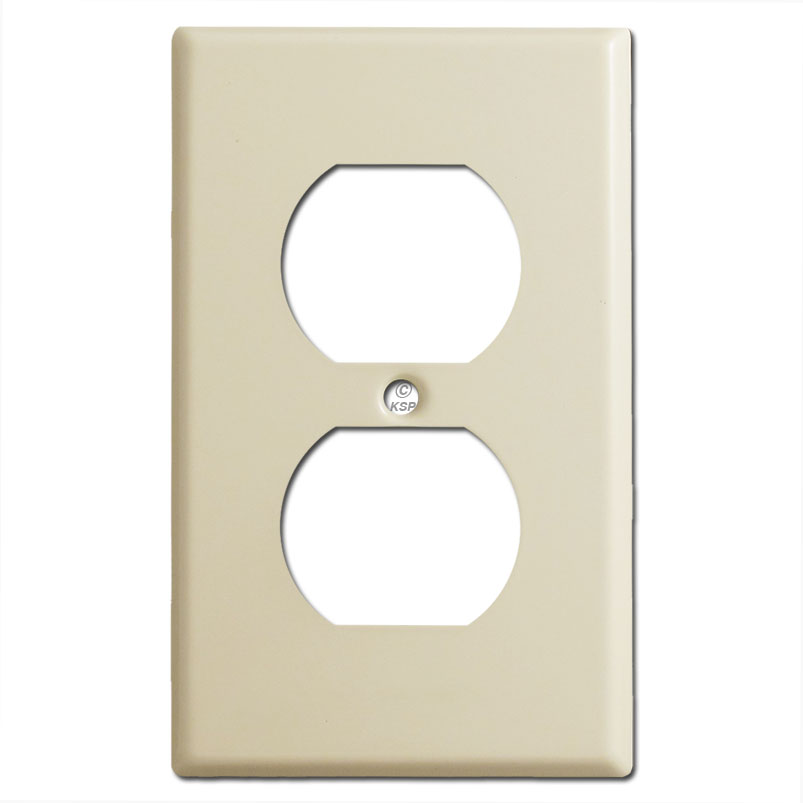 White Electrical Outlet Covers Adorable Light Switch Plate Outlet Cover Decora Rocker Size Chart & Reference Design Inspiration