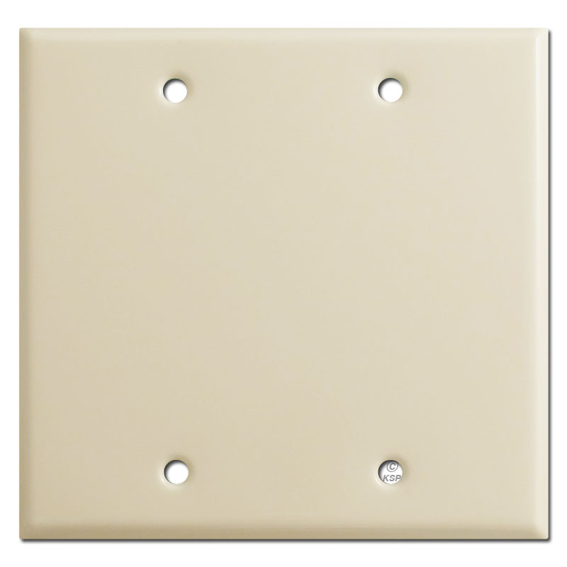 Buy blank wall plate covers 1 - 10 gangs