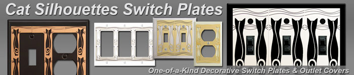 Cat Switchplates