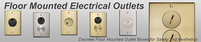 Electrical Floor Box Outlets U0026 Cover