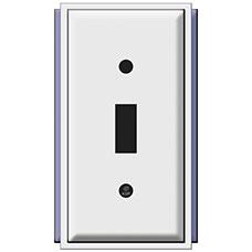 Reduce Switch Plate Width 1/4