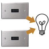 3-Way Remcon Low Volt Switching