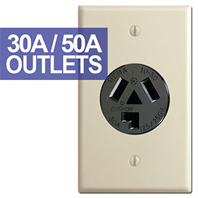 30A Outlets for Homes