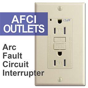 AFCI Receptacles