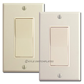 Almond & Ivory Electrical Device Comparison