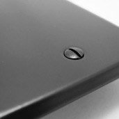 Black Covers for Electrical Devices