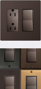 Bronze Electrical & Plates