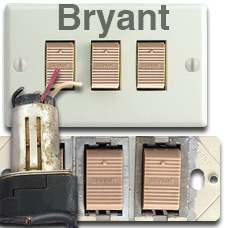 Parts for Bryant Low Voltage System